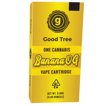 GT Banana OG 1g POD (THC 85%)