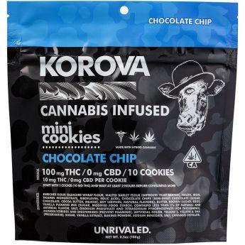 Korova Chocolate Chip Cookies