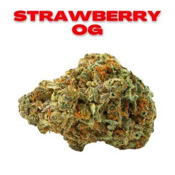 GT Strawberry OG 8th (THC 33.67%)