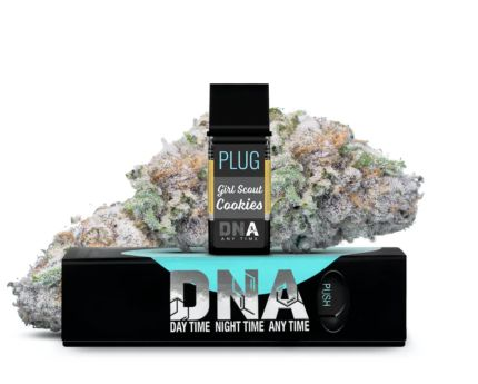 PLUGplay Girl Scout Cookies 1g POD (THC 85.88%)