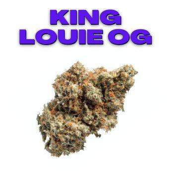 GT King Louie OG 8th (THC 32.97%)