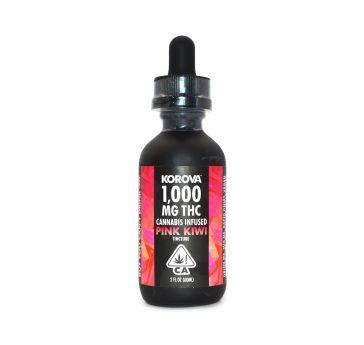 Korova PINK KIWI Tincture 1,000 mg