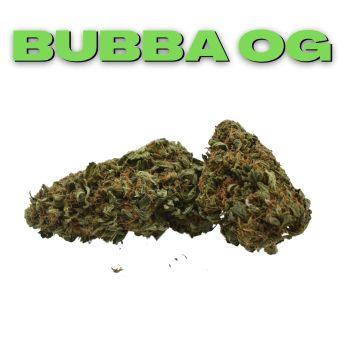 GT Bubba OG 8th (THC 25.49%)
