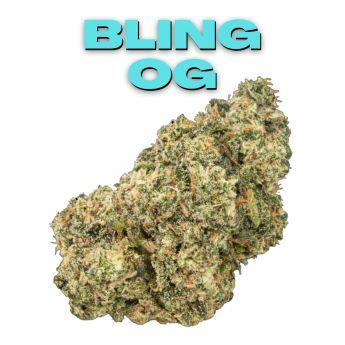 GT Bling OG 8th (THC 27.91%)