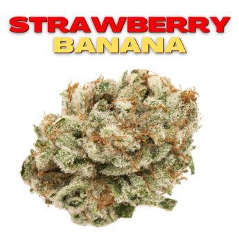 GT Strawberry Banana 8th (THC 29.77%)