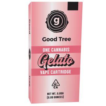 GT Gelato 1g POD (THC 83.19%)