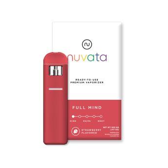 Nuvata Full Mind Strawberry .5g (THC 71.94%)