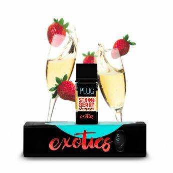 PLUGplay Strawberry Champagne 1g POD (THC 83.87%)