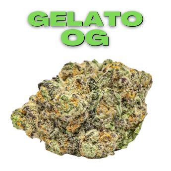GT Gelato OG 8th (THC 28.50%)