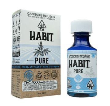Habit Tincture Pure 1,000 mg