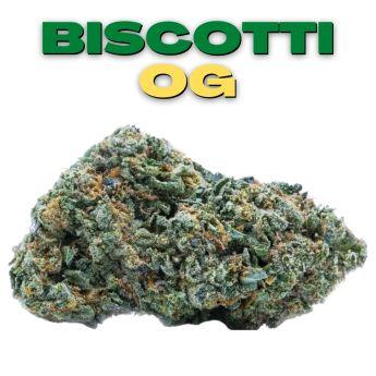 GT Biscotti OG 8th (THC 22.45%)