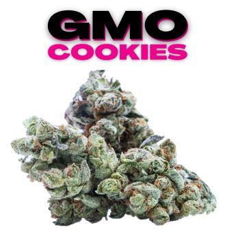 GT GMO Cookies 8th (THC 31.81%)